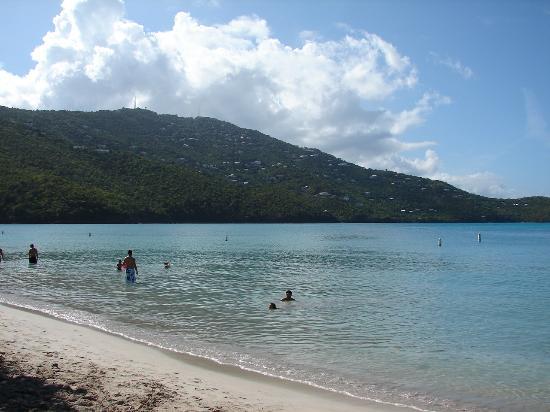 Magens Bay: Magen's Bay, St.Thomas