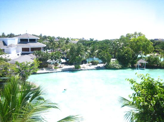 Plantation Bay Resort And Spa: View from our roofdeck