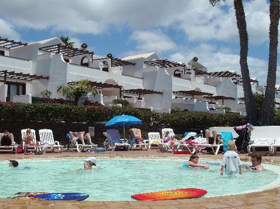TUI Family Life Flamingo Beach Resort : The toddler pool