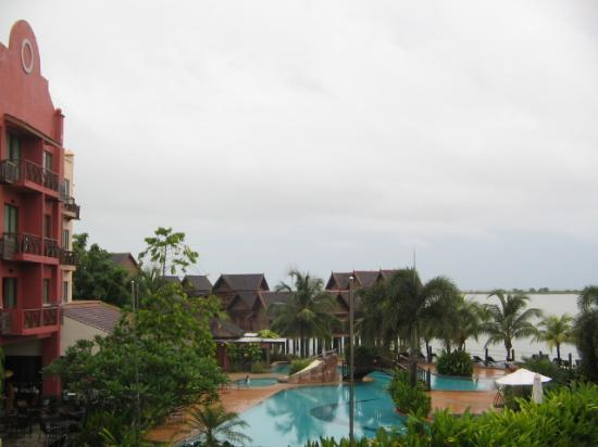 Langkawi Lagoon Resort: View from room