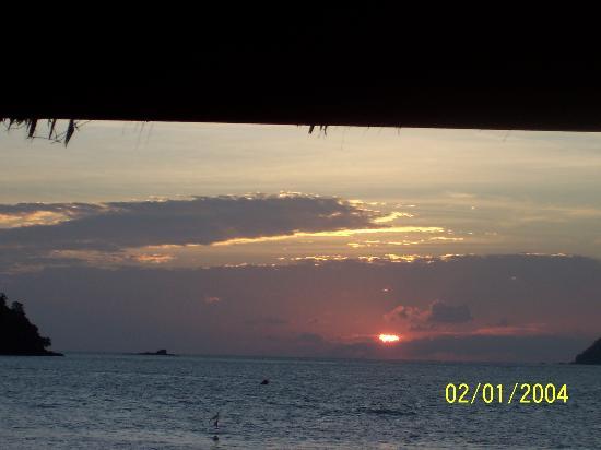 The Lanai Langkawi Beach Resort: Another perfect sunset!