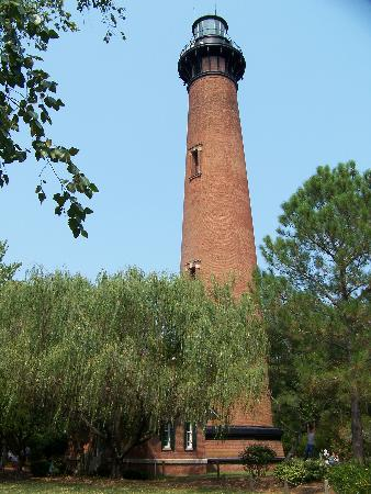 Corolla, NC: lighthouse