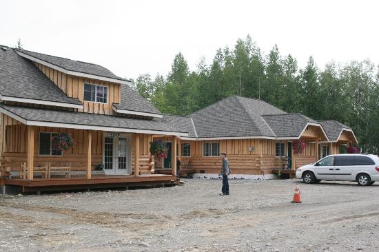 Denali Fireside Cabins & Suites : Denali Fireside Cabins and suites