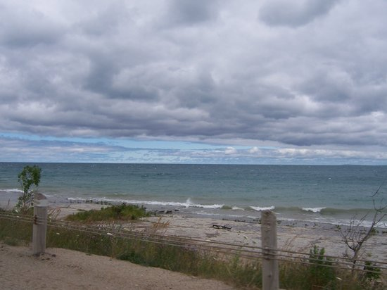 Wasaga Beach, Canada : Georgian Bay near Wasaga