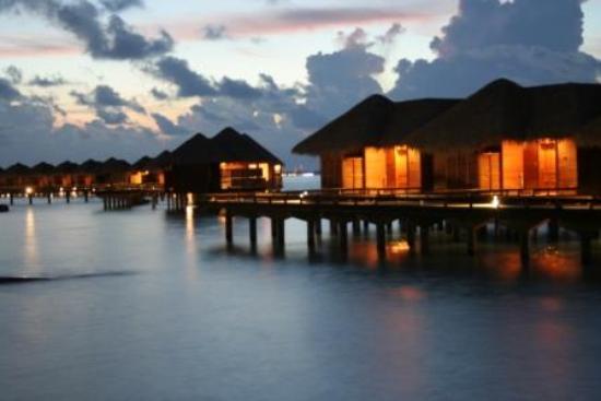 water bungalow pier picture of sheraton maldives