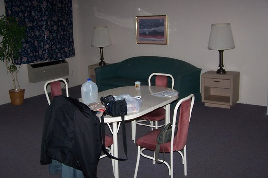 Super 8 by Wyndham Moab: Notre chambre