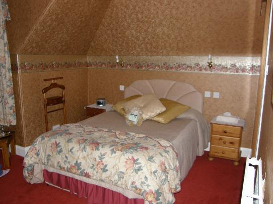 Priory Lodge Guest House: Double room