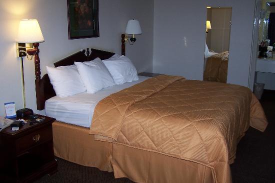 Comfort Inn - Forsyth: Bed