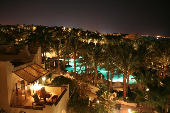 Four Seasons Resort Sharm El Sheikh: Ambiance nuit