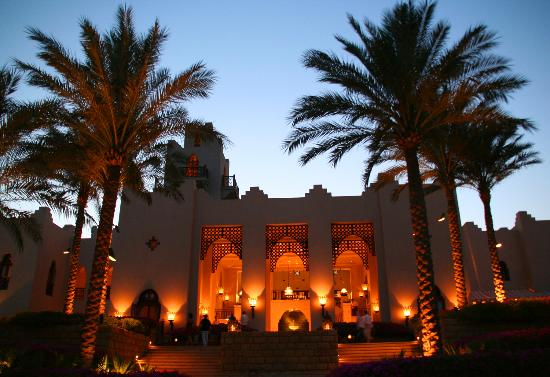 Four Seasons Resort Sharm El Sheikh: Bâtiment principal ( bar, lobby )