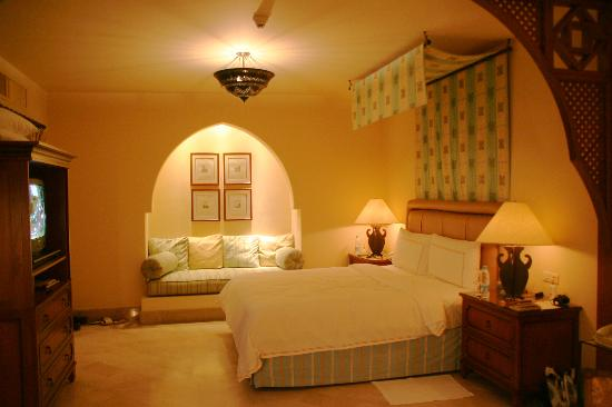Four Seasons Resort Sharm El Sheikh: Chambre standard