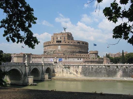 Domus Nova Bethlem: Castel San't Angelo