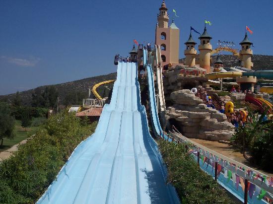 Main Pool - Picture of Aqua Fantasy Aquapark, Selcuk ...
