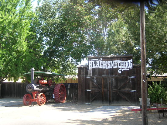 San Jose, CA: Blacksmith shop