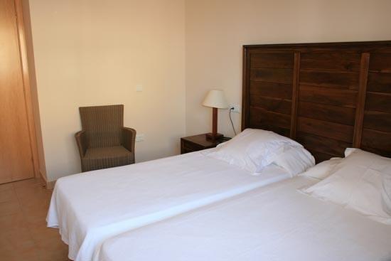 Riumar, España: Uno de los dormitorios