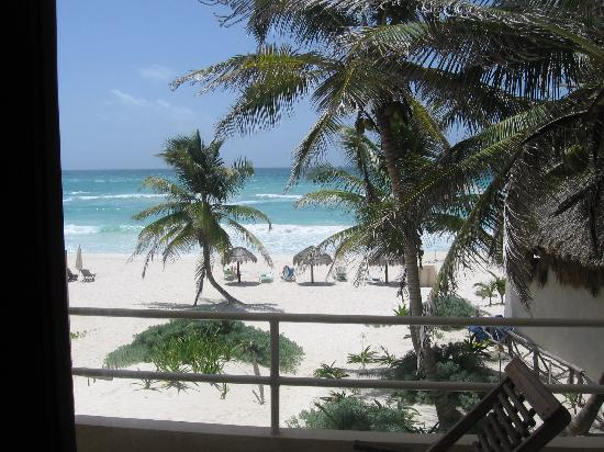 Amelie Tulum: View from Room