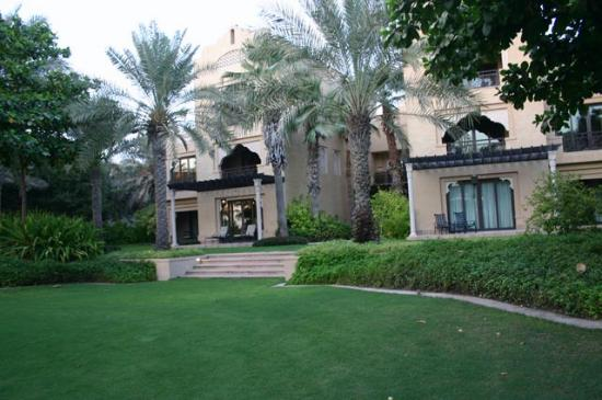 Residence & Spa at One&Only Royal Mirage Dubai: Rooms