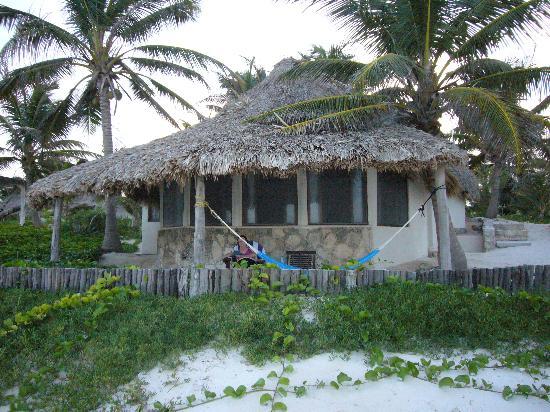 Maya Tulum Resort : cabana 1