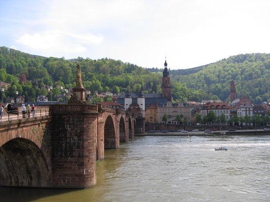 Karl Theodore Bridge, Heidelberg
