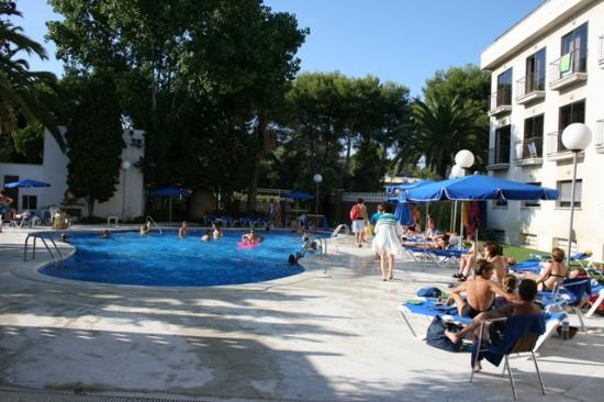 Castelldefels, España: pool