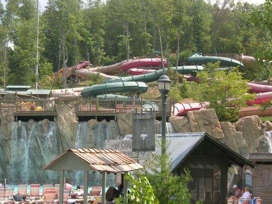 Dollywood's Splash Country Water Adventure Park: Dollywood 2