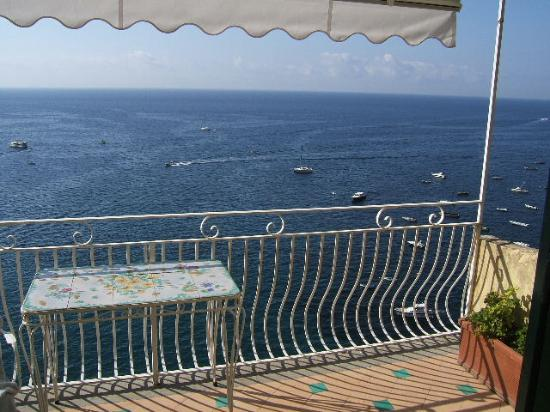 Hotel Miramare: View from annexe