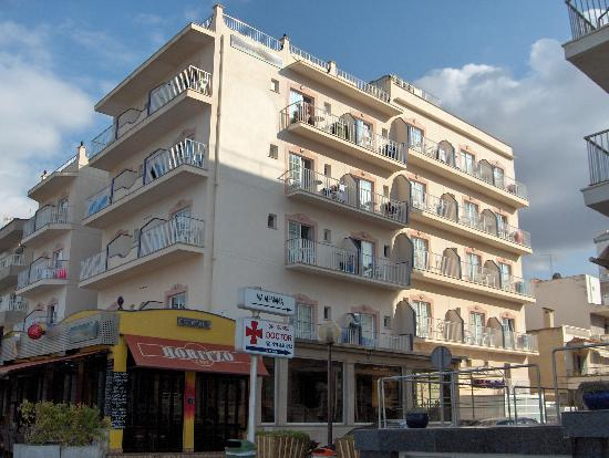 Hotel JS Horitzo: Stil Horitzo Hotel