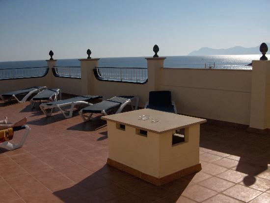 Hotel JS Horitzo: Stil horitzo Solarium