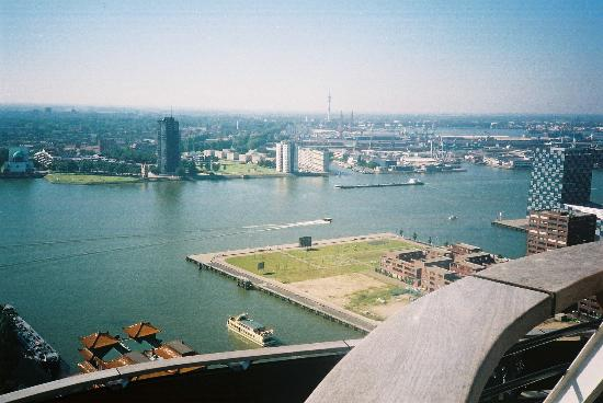 Rotterdam, Pays-Bas : And one more