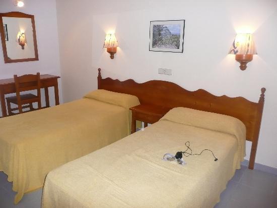 Inturotel Cala Azul Garden: Bedroom
