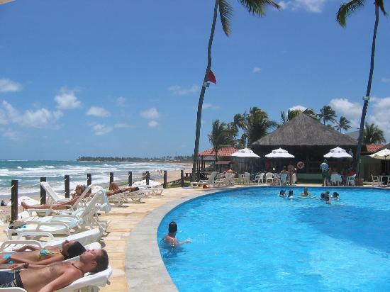 Pool And Beach Picture Of Armacao Porto De Galinhas Tripadvisor