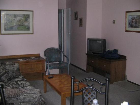 304 Geikie Street: other view of living room