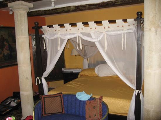 Hotel Villa Maria: Suite bedroom