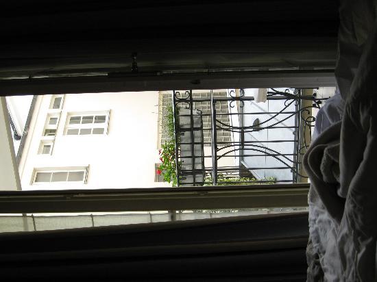 Hotel Arioso: Balcony