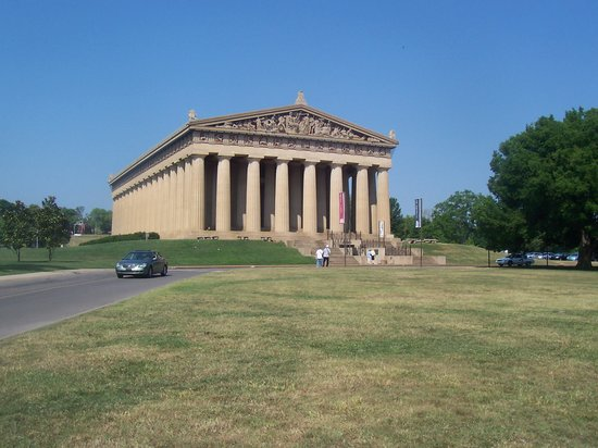 Нэшвилл, Теннесси: The Parthenon