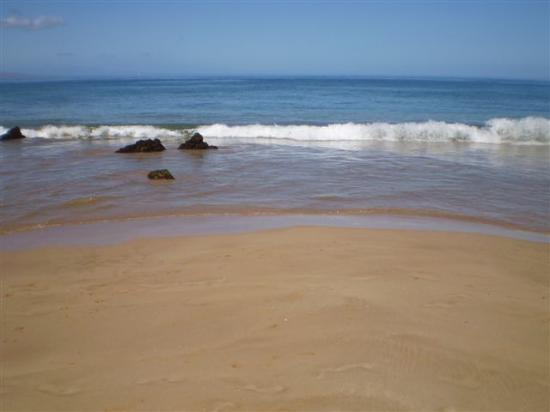 Haleakala Shores Condos: golden sand of maui's gorgeous beaches...