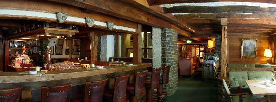 Hotel Alte Post: Alte Post bar.