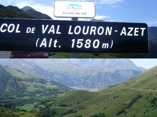 Village Resitel St-Lary: Col de Val Louron