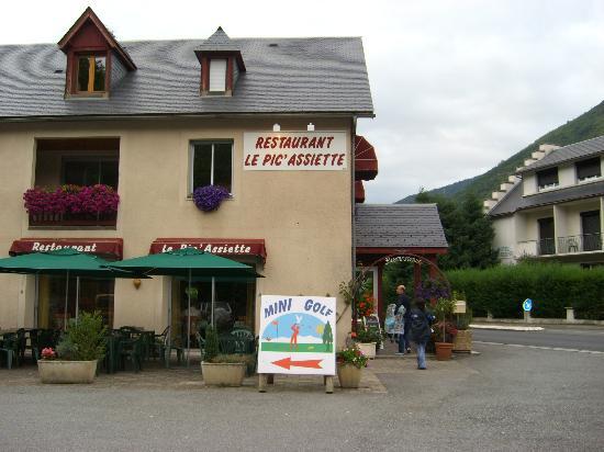 Village Resitel St-Lary: Le Pic'Assiette