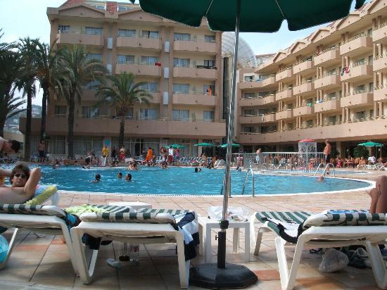 Hotel Florida Park: Piscina