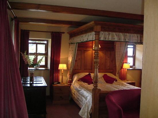 Castallack Farm : The bedroom
