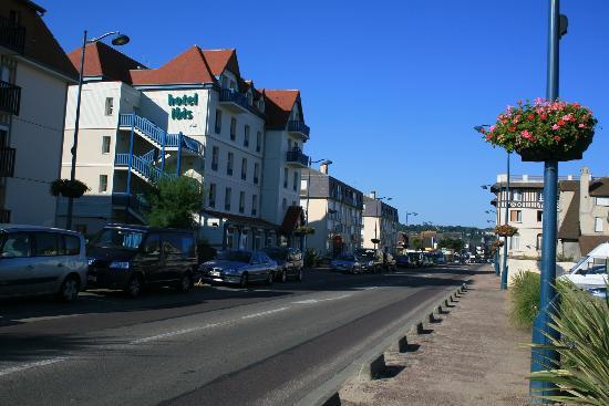 Les htels partenaires de l Office de Tourisme de Villers sur mer