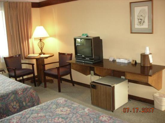 Islands Inn: view of the room