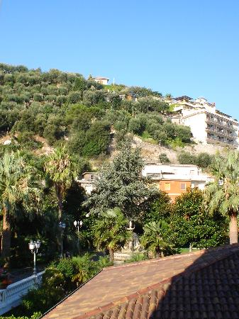 Grand Hotel Parco Del Sole: View from room 203
