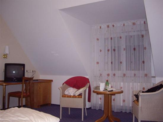 Hotel Restaurant Traube: habitacion 1