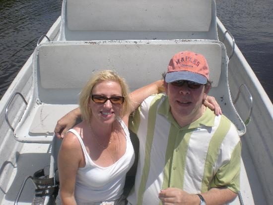 Air Boat USA: Tess and Mike