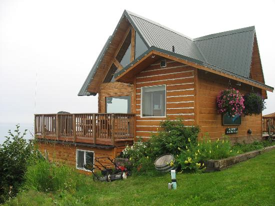 Alaska Adventure Cabins: The Dovetail