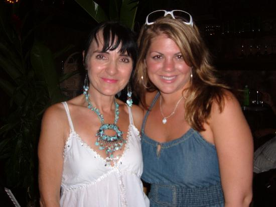 Crystals: Me and Monica
