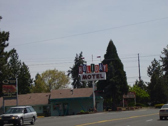 Holiday Motel: More than meets the eye!