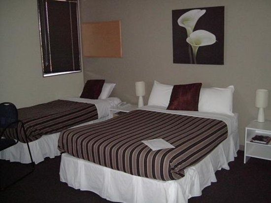 Southern Cross Serviced Apartments: Room
